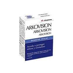 ARKOPHARMA ARKOVISION VITAMINS WELFARE 30 cap