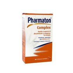 PHARMATON COMPLEX 30 CAPSULES
