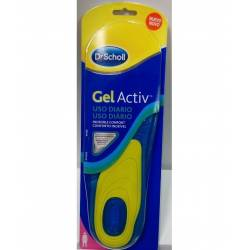 DR SCHOLL GELACTIV DAILY USE WOMEN INSOLES 1 PAIR