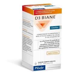 VITAMINA D3 BIANE DROPS
