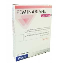 FEMINABIANE C.U. FLASH 6 TABLETS