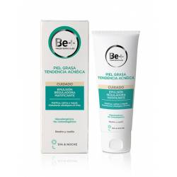 BE+ EMULSION REGULADORA MATIFICANTE PIEL GRASA T