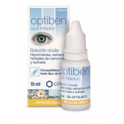 OPTIBEN OJOS IRRITADOS ESTERIL SEQUEDAD OCULAR F