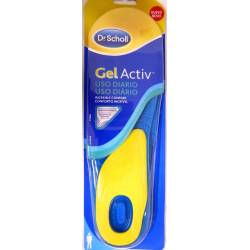 DR SCHOLL Gelactiv DAILY MAN 1 PAIR INSOLES