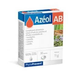 AZEOL AB 30 kapselia