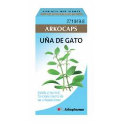 UÑA DE GATO ARKOCAPSULAS 50 CAPS