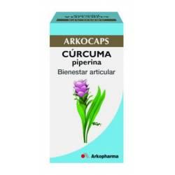 ARKOCAPS CURCUMA CAPSULAS 45 CAPS