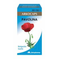 PAVOLINA ARKOCAPS 48 CAPS