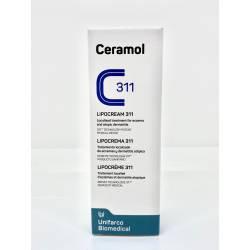 Ceramol Lipocrema 311, tehohoito allergiselle iholle, 50ml tuubi
