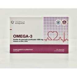 OMEGA-3 30 CAPSULAS