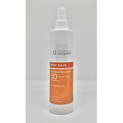 SPRAY SOLAR SPF 30 200ML